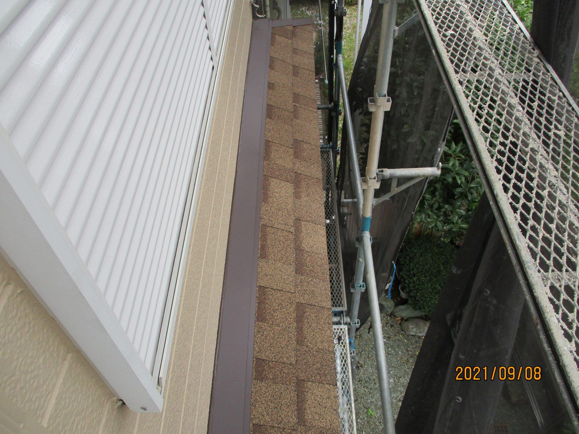 下屋根その他箇所